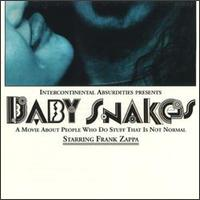 Baby Snakes - Album Cover