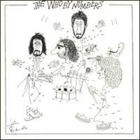 The Who By Numbers - Album Cover