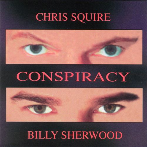 Conspiracy - Album Cover