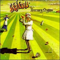 Nursery Cryme - Album Cover