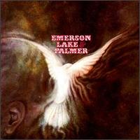 Emerson Lake and Palmer - Album Cover