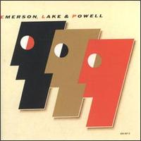 Emerson Lake and Powell - Album Cover