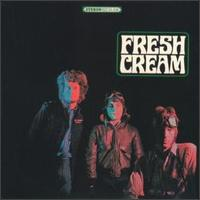 Fresh Cream - Album Cover