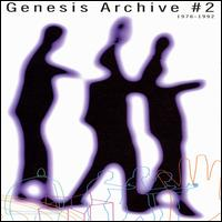 Genesis Archive 1976-92 - Album Cover