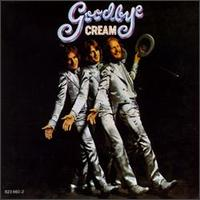 Goodbye Cream - Album Cover