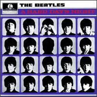A Hard Day's Night - Album Cover