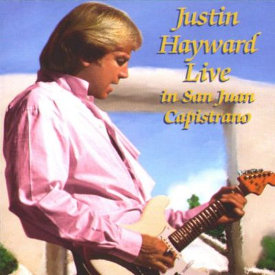 Live In San Juan Capistrano - Album Cover
