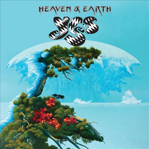 Heaven And Earth - Album Cover