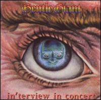 Interview In Concert - Album Cover