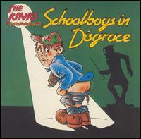 Schoolboys In Disgrace - Album Cover