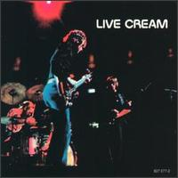 Live Cream - Album Cover
