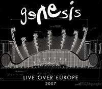 Live Over Europe 2007 - Album Cover