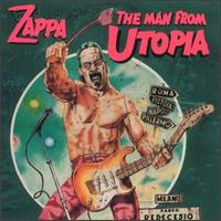 The Man From Utopia - Album Cover