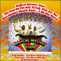 Magical Mystery Tour - Album Cover