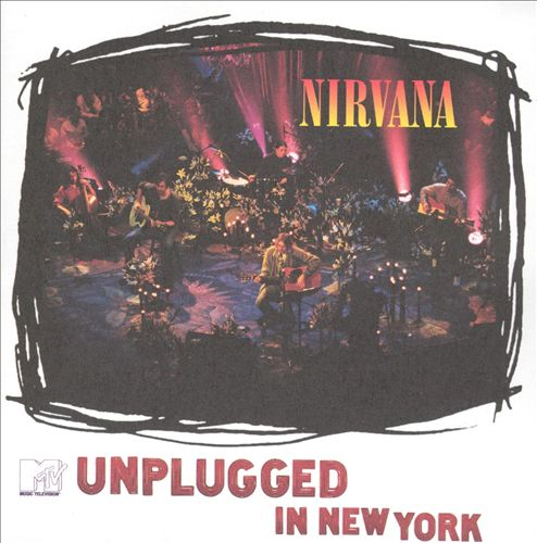 MTV Unplugged In New York - Album Cover