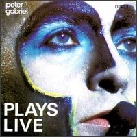 Plays Live - Album Cover