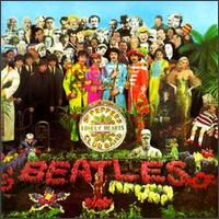 Sgt. Pepper's Lonely Hearts Club Band - Album Cover