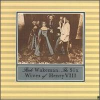 The Six Wives of Henry VIII - Album Cover