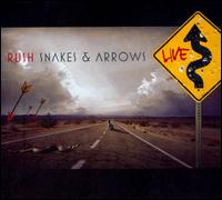 Snakes And Arrows Live - Album Cover