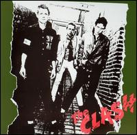 The Clash (UK) - Album Cover