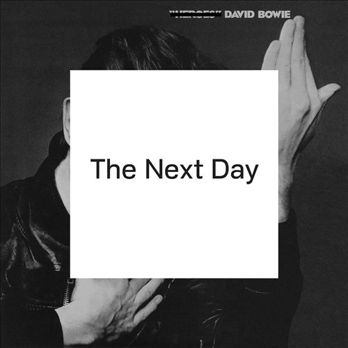The Next Day - Album Cover