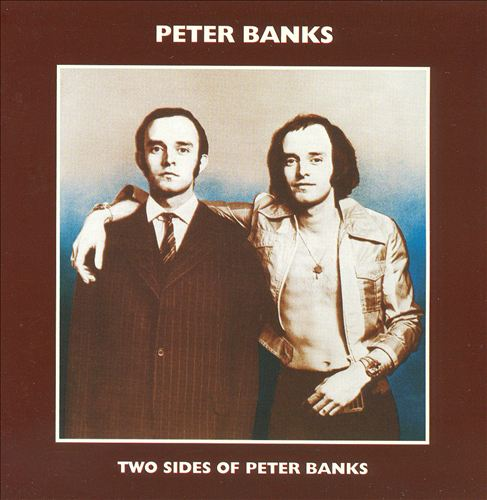 Two Sides Of Peter Banks - Album Cover