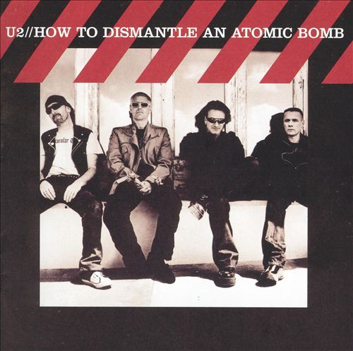 How To Dismantle An Atomic Bomb - Album Cover