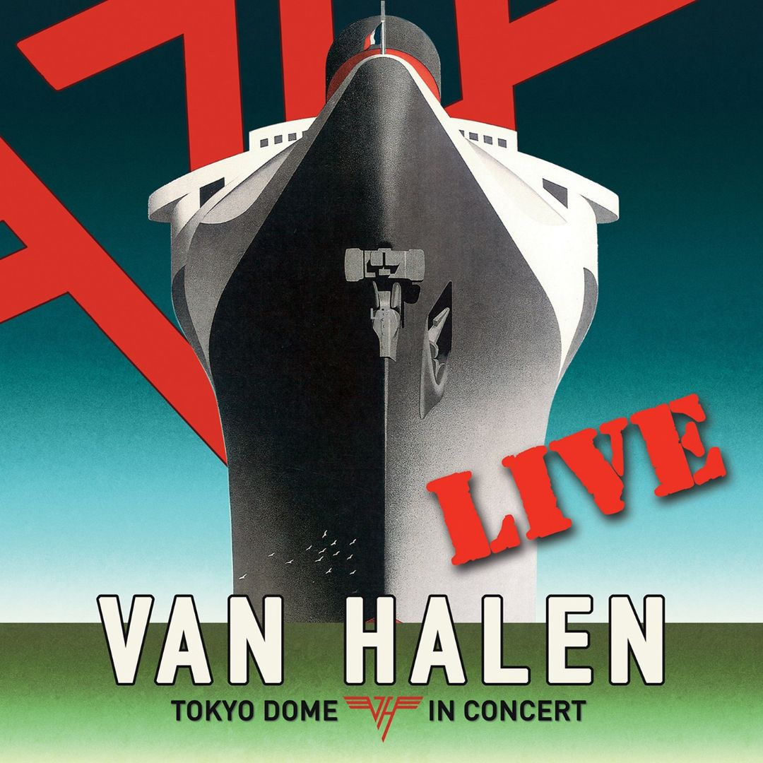 Tokyo Dome Live In Concert - Album Cover