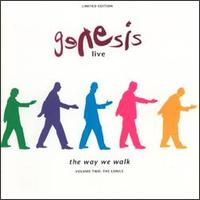 Live the Way We Walk - The Longs - Album Cover