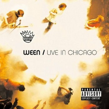 Live In Chicago - Album Cover