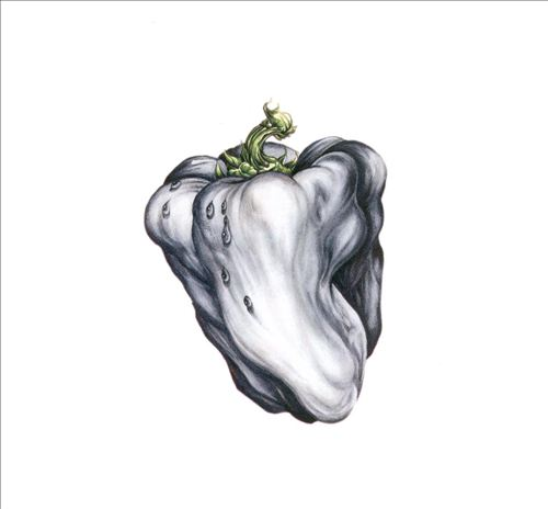 White Pepper - Album Cover