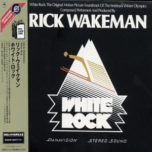 White Rock - Album Cover