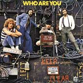 Who Are You - Album Cover