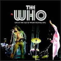 Live at the 1970 Isle of Wight Festival - Album Cover