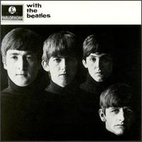 With The Beatles - Album Cover