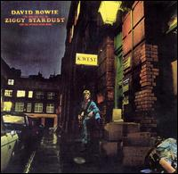 The Rise And Fall Of Ziggy Stardust And The Spiders From Mars - Album Cover